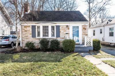 6029 N Crittenden Avenue, Indianapolis, IN 46220