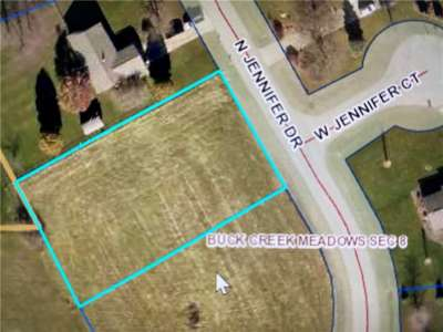 145 W Jennifer Drive, Greenfield, IN 46140