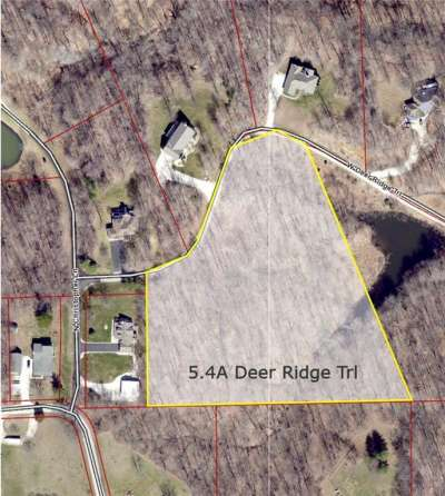 5.4a S Deer Ridge Trail, Martinsville, IN 46151