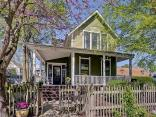 1730 North Talbott Street<br />Indianapolis, IN 46202