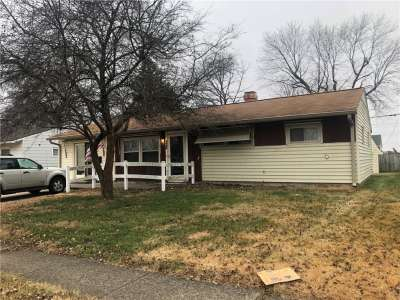 2820 Delores Drive, Indianapolis, IN 46222