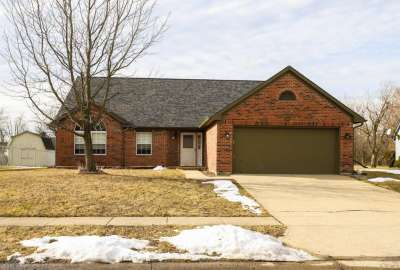 460 W Lullaby Boulevard, Greenfield, IN 46140