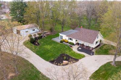590 N Buck Creek Road, Greenfield, IN 46140