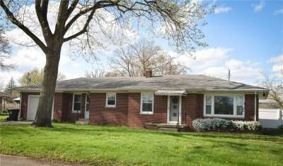 124 E Elm Drive, Greenfield, IN 46140