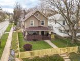 4202 Cornelius Avenue, Indianapolis, IN 46208