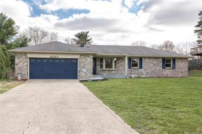 4343 W Fairview Road, Greenwood, IN 46142