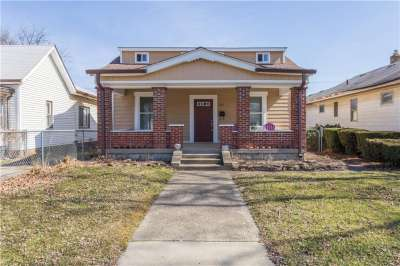 851 S Sheffield Avenue, Indianapolis, IN 46221