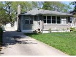 4958 Crittenden, Indianapolis, IN 46205