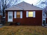 315 South Webster Avenue, Indianapolis, IN 46219