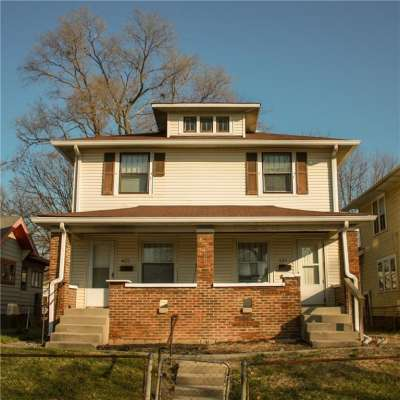 421 Wallace Avenue, Indianapolis, IN 46201