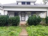 540 North Parker Avenue, Indianapolis, IN 46201