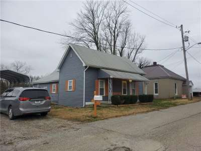 209 E Oak Street, Tennyson, IN 47637