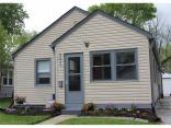 4623 Norwaldo Avenue, Indianapolis, IN 46205