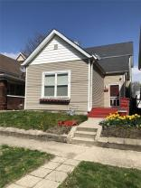 1129 South Senate Avenue, Indianapolis, IN 46225