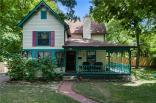 617 Woodruff Pl E Drive, Indianapolis, IN 46201