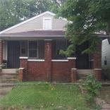 417 North Beville Avenue, Indianapolis, IN 46201
