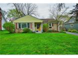 6027 Rosslyn Avenue, Indianapolis, IN 46220