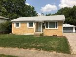 3644 West Woodcliff Drive, Indianapolis, IN 46203