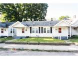 1615~2D1617  Lawton  Avenue, Indianapolis, IN 46203