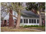4614 Graceland Avenue, Indianapolis, IN 46208