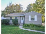 911 East Huntstead Lane, Indianapolis, IN 46227