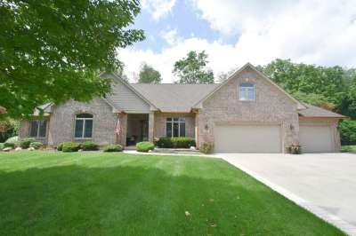 7649 N Buttercup Court, Avon, IN 46123