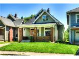 1157  Spruce  Street, Indianapolis, IN 46203