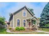 1644 North Delaware Street, Indianapolis, IN 46202