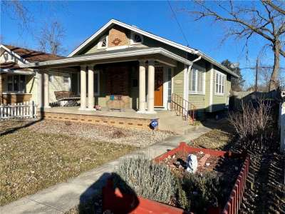 5940 N Dewey Avenue, Indianapolis, IN 46219