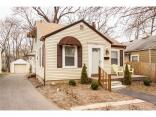 5160  Kingsley  Drive, Indianapolis, IN 46205