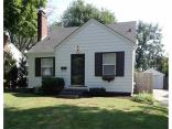6115  Burlington  Avenue, Indianapolis, IN 46220