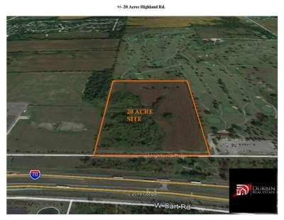 20 Acres S Highland Rd Road, Richmond, IN 47374