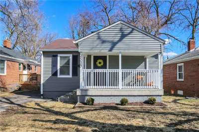 4535 W Crittenden Avenue, Indianapolis, IN 46205