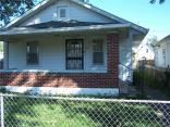 949 North Luett  Avenue, Indianapolis, IN 46222