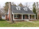 5472 North Kenwood  Avenue, Indianapolis, IN 46208