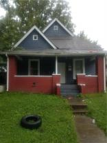938 North Tuxedo Street, Indianapolis, IN 46201
