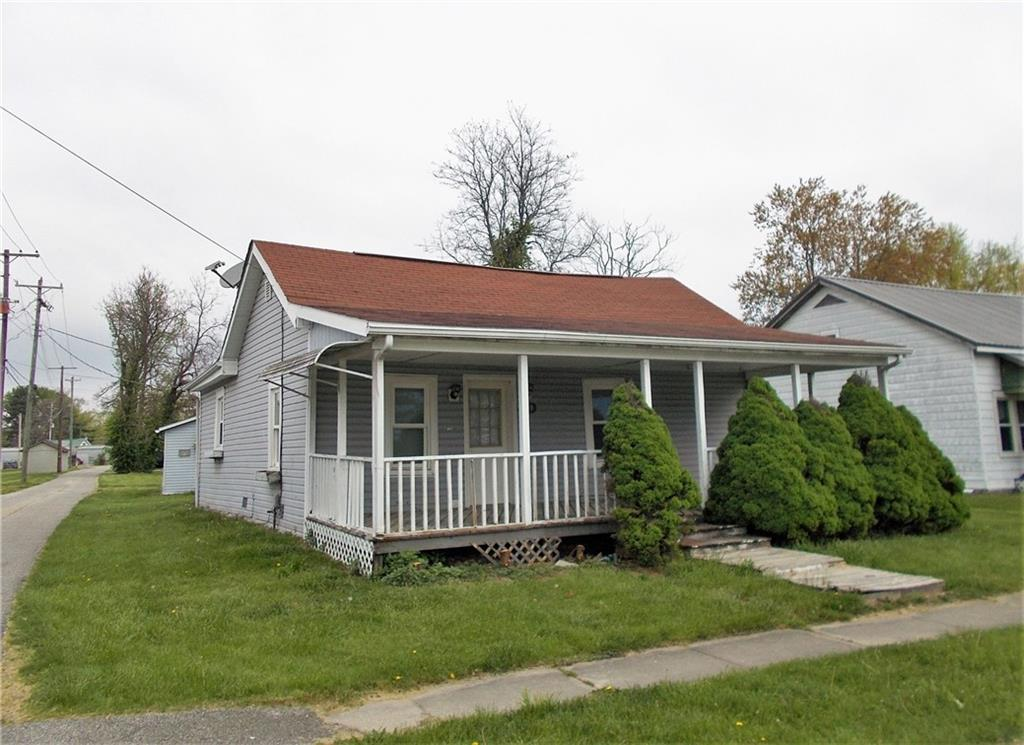 40 E Hicks Street North vernon, IN 47265
