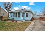 1051 East Castle Avenue, Indianapolis, IN 46227