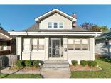 757 North Bancroft Street, Indianapolis, IN 46201