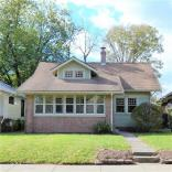 3950 North Kenwood Avenue, Indianapolis, IN 46208
