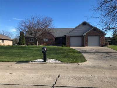 2502 N Executive Drive, Shelbyville, IN 46176