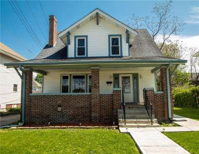 1415 E Fairfield Avenue, Indianapolis, IN 46205