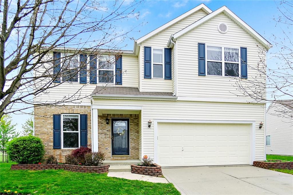 8528 W Bravestone Way, Indianapolis, IN 46239 image #2