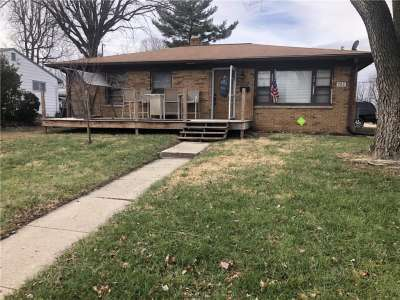 702 N Worcester Avenue, Indianapolis, IN 46203