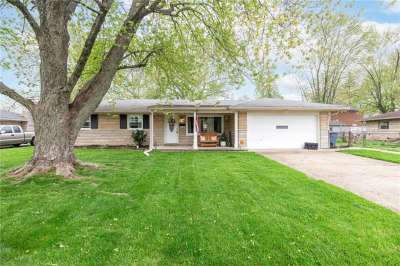 1007 E Logan Street, Brownsburg, IN 46112