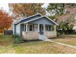 4826 Crittenden Avenue, Indianapolis, IN 46205