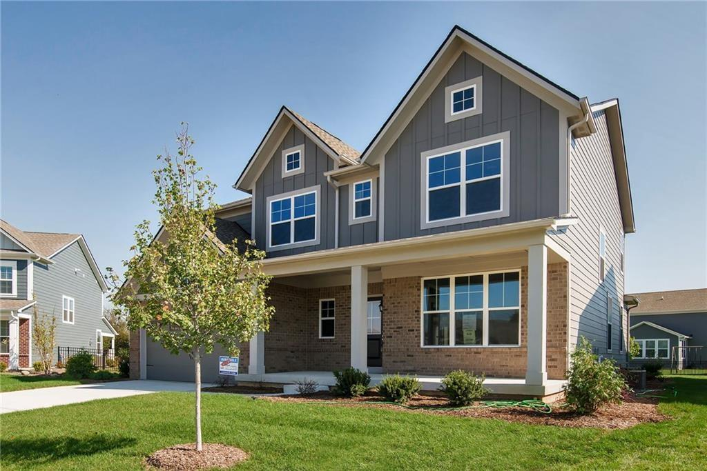 9831 Sonnett Circle, Fishers, IN 46040 image #1
