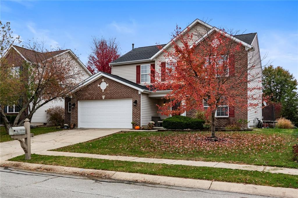 11741 E Langham Crescent Court, Fishers, IN 46037 image #1