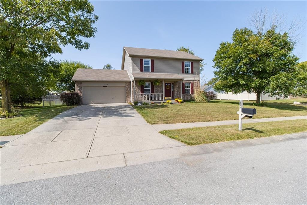 832 S Dream March Drive, Greenfield, IN 46140 image #2