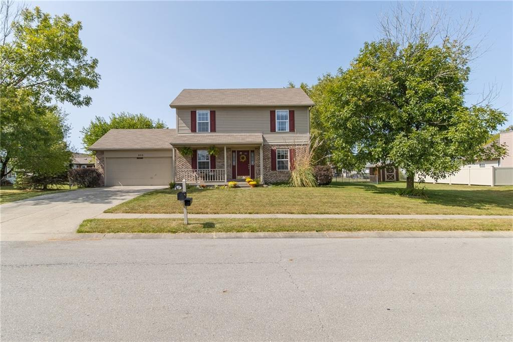 832 S Dream March Drive, Greenfield, IN 46140 image #3